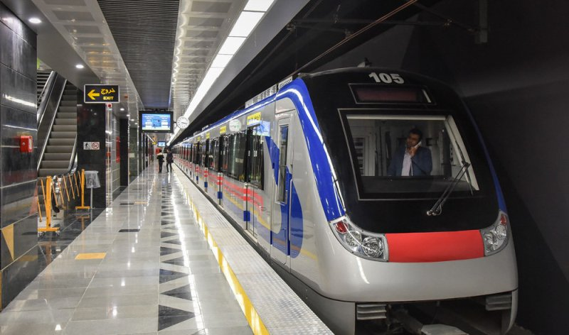 سیستم تهویه ایستگاه مترو